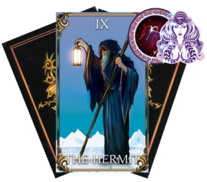 virgo card of tarot