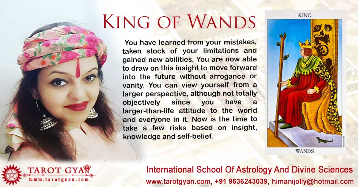 meaning of King of Wands