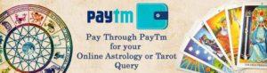Pay Through PayTm