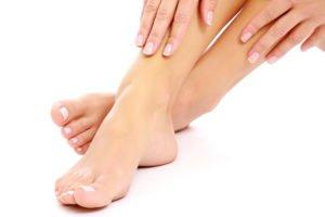 Aquarius - Feet