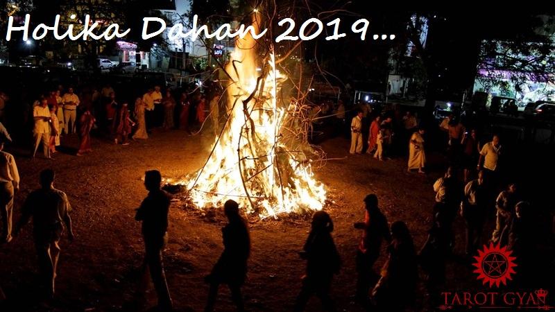 Holika Dahan 2019