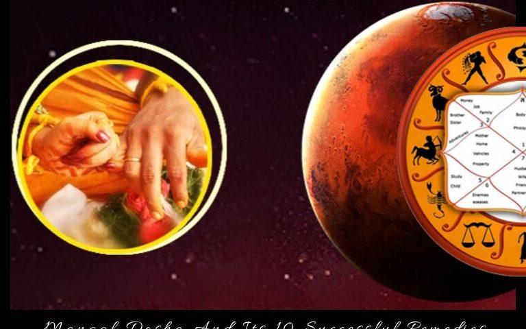 Mangal Dosha And Its 10 Successful Remedies